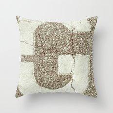 GGGG Throw Pillow