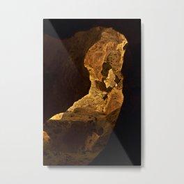 Carlsbad Caverns Metal Print