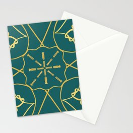 Shy and Bold Stationery Cards