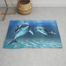 Dolphin Dream Rug