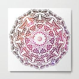 Mandala 12 Metal Print
