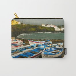 Portuguese harbour Carry-All Pouch