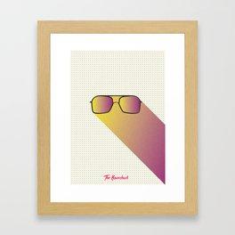The Haverchuck Framed Art Print