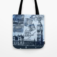 Anglophile Love Tote Bag