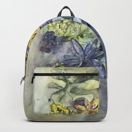 Sea of Succulents Backpack