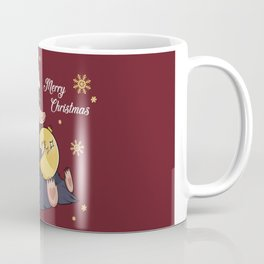 Niffler Merry Christmas Coffee Mug