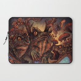 The Owl Princess And Her Night Terrors Laptop Sleeve
