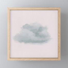 Dare to Dream - Cloud 87 of 100 Framed Mini Art Print