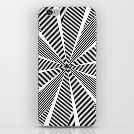 5050 No.9 iPhone & iPod Skin