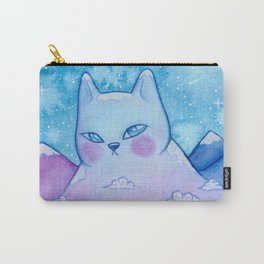 Cat mountain Carry-All Pouch