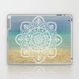 Beach Mandala Laptop & iPad Skin