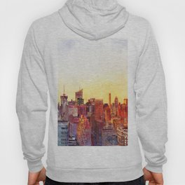 Sunshine in NYC Hoody