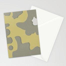 Evolve Mustard Stationery Cards