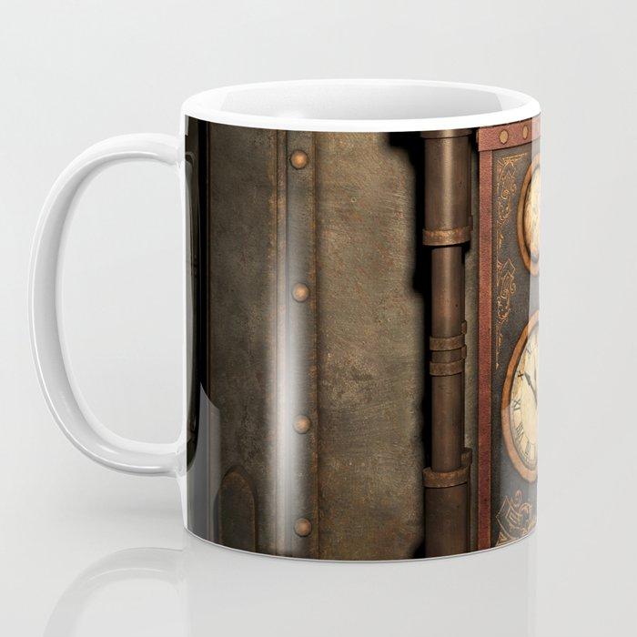 Generator Generator Steampunk Steampunk Mug Bronze Coffee Coffee Mug Bronze Steampunk K1TJ3clF