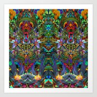 The Art Of Higher Learning Art Print