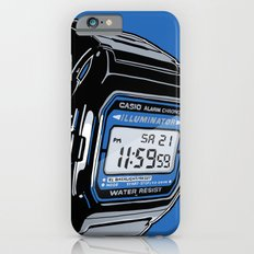 Casio F-105 Digital Watch Slim Case iPhone 6s