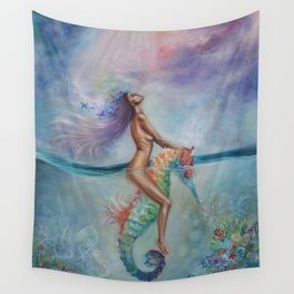 Journey hOMe Wall Tapestry