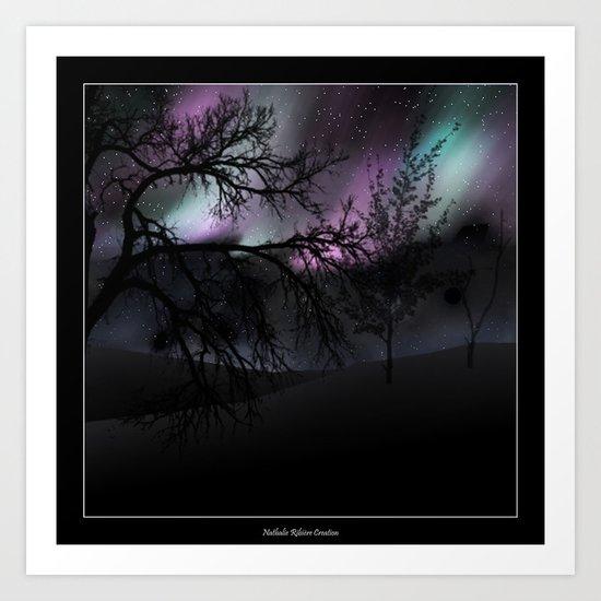 Aurore Art Print
