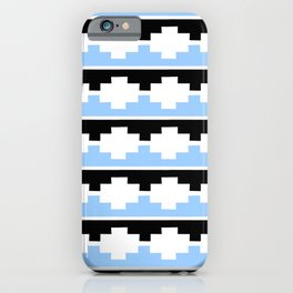 Heraldic – embattled grady- Coupé pigeonné 2 iPhone Case