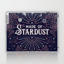 Stardust – Navy & Blush Palette Laptop & iPad Skin