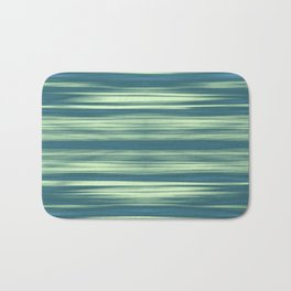 Abstraction Serenity in Afternoon at Sea Bath Mat