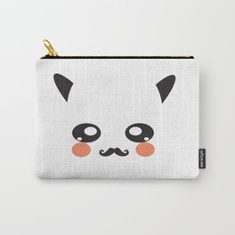 Cute Panda Face Carry-All Pouch