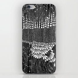 Uneven scales iPhone Skin