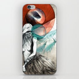 Guiding the Tides iPhone Skin