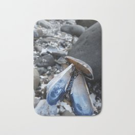 The World is Your Mussel Bath Mat