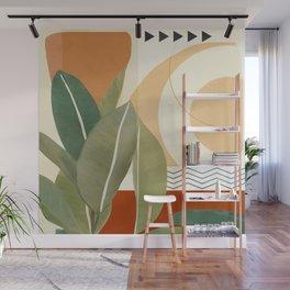 Plant Life Design 02 Wall Mural