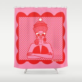 Iretiola Shower Curtain