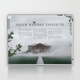 Wizarding Schools Around the World: Salem Laptop & iPad Skin