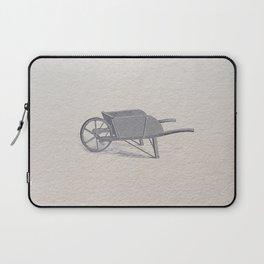 Wheel barrow Laptop Sleeve
