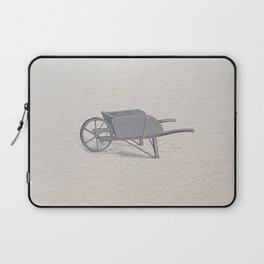 Wheel barrow Laptop Sleeve
