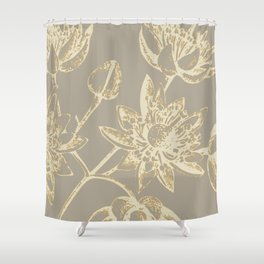Botanic 2 Shower Curtain