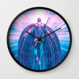Uriel Ascendant Wall Clock