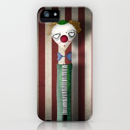 Mr Bow iPhone Case