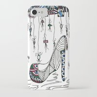shoe iPhone & iPod Cases featuring Shoe by Kimberly McGuiness