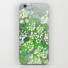 FlowerPower Fantasy 9-A iPhone & iPod Skin