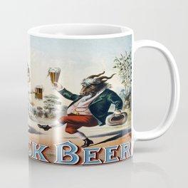 Vintage poster - Bock Beer Coffee Mug