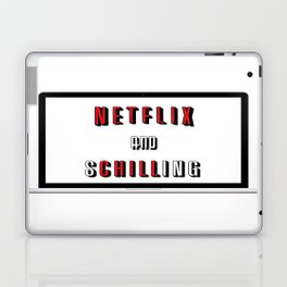 Netflix And Schilling Laptop & iPad Skin