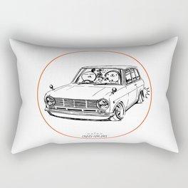 Crazy Car Art 0198 Rectangular Pillow