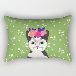 Frida Catlo Rectangular Pillow