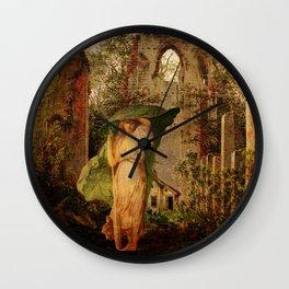 Winds of Destiny Wall Clock