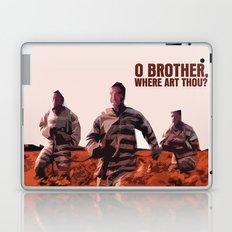 O Brother, Where Art Thou Movie Poster  Laptop & iPad Skin