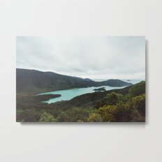 Marlborough Sounds Metal Print