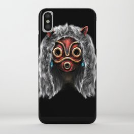 The Wolf Princess iPhone Case