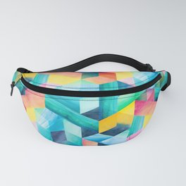 Reflections and Rainbows Fanny Pack