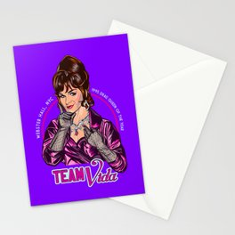 Team Vida Stationery Cards