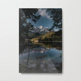 Lake Mood - Landscape and Nature Photography Metal Print